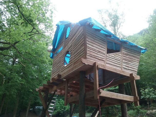 Cabane à L'Orée