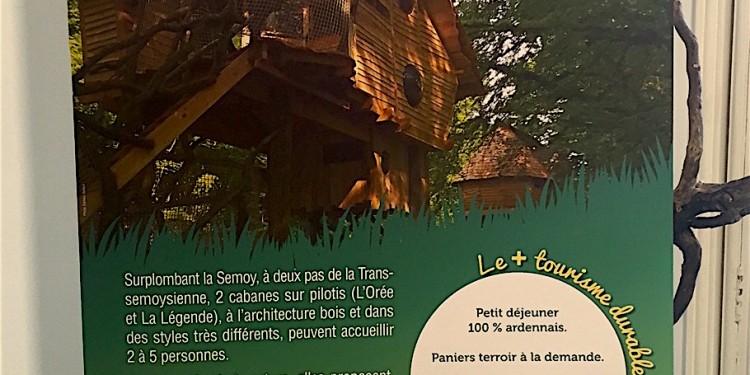 Haulmé Semoy Insolite Ardennes Cabane et Vallée